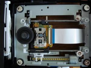PS3 Laser inkl. Schiene