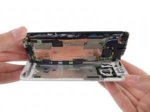 HTC One zerlegt
